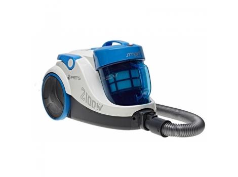 hoover tsm2110 pets bagless cylinder vacuum cleaner 2100w. Black Bedroom Furniture Sets. Home Design Ideas