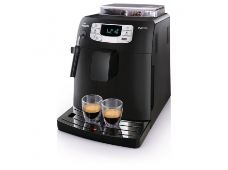 Philips Coffee Maker Bean To Cup : Philips Saeco Intelia Focus HD8751/88 Automatic Bean to Cup Espresso Machine DealBuyer (UK) Ltd