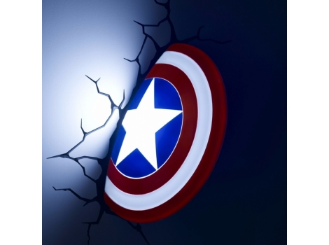 Captain america wall light uk