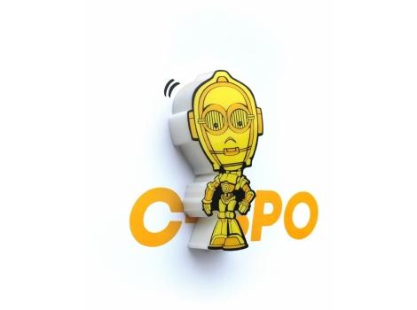 C 3po Star Wars Minis 3d Light Dealbuyer Uk Ltd