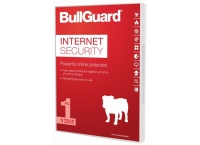 BullGuard Internet Security Protection 2017 1 Year 1 PC, Windows Only Soft Box
