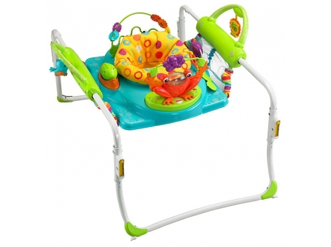 Fisher Price Step N Play Jumperoo Baby Bouncer Amp Walker