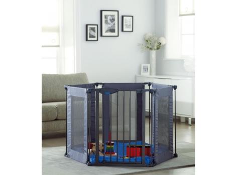 Lindam Safe and Secure Fabric Playpen Room Divider DealBuyer UK Ltd
